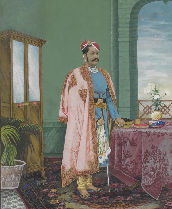Gwalior Artist, circa 1880
