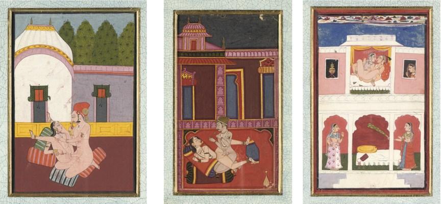 Three Erotic Scenes