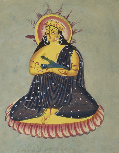 A PAIR OF INDIAN MINIATURES