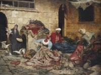 The carpet menders