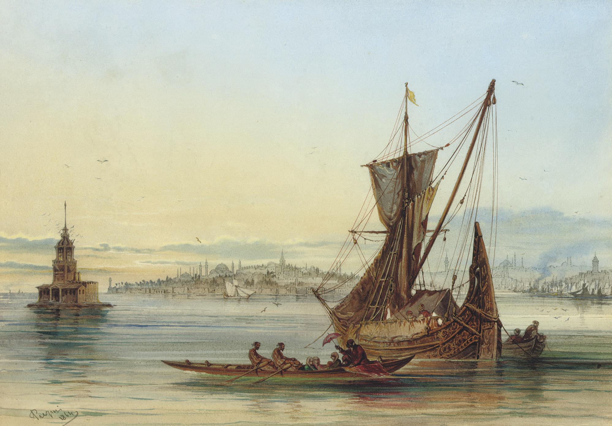 Amadeo Preziosi (Maltese, 1816