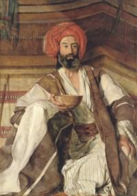 An Arab of the desert of Sinai