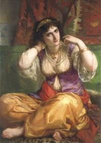 The odalisque