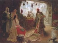 The carpet merchant