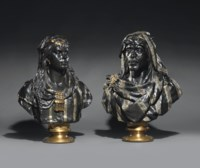 North African Nobleman and Woman
