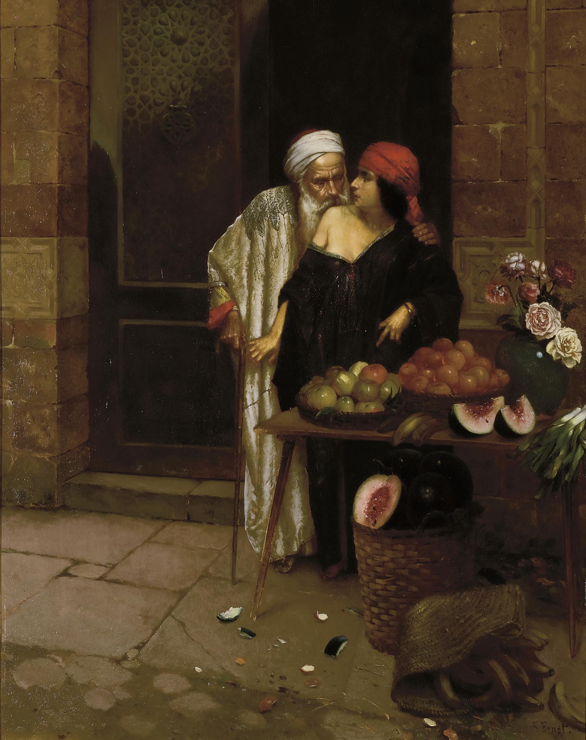 Rudolph Ernst (French, 1854-19
