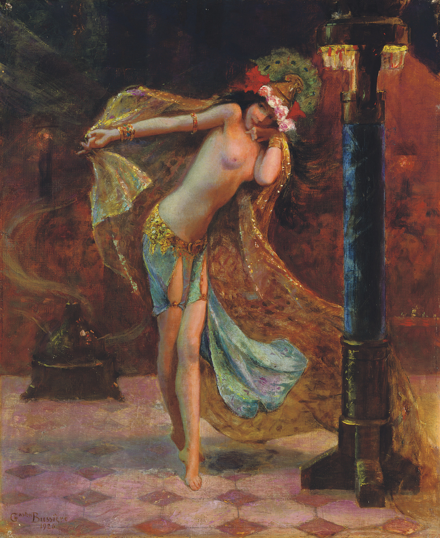 Gaston Bussière (French, 1862-