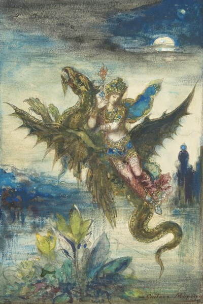 Gustave Moreau (French, 1826-1