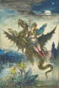 Rêve d'Orient or La Péri: Dream of the Orient or The Peri