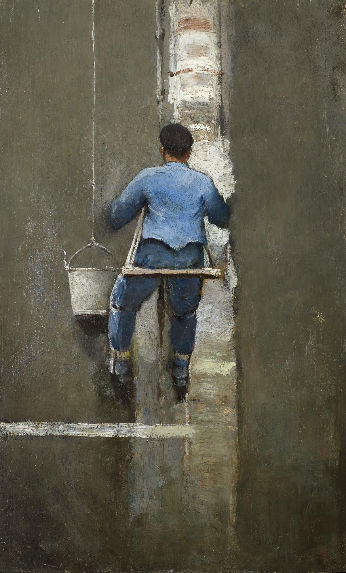 The housepainter