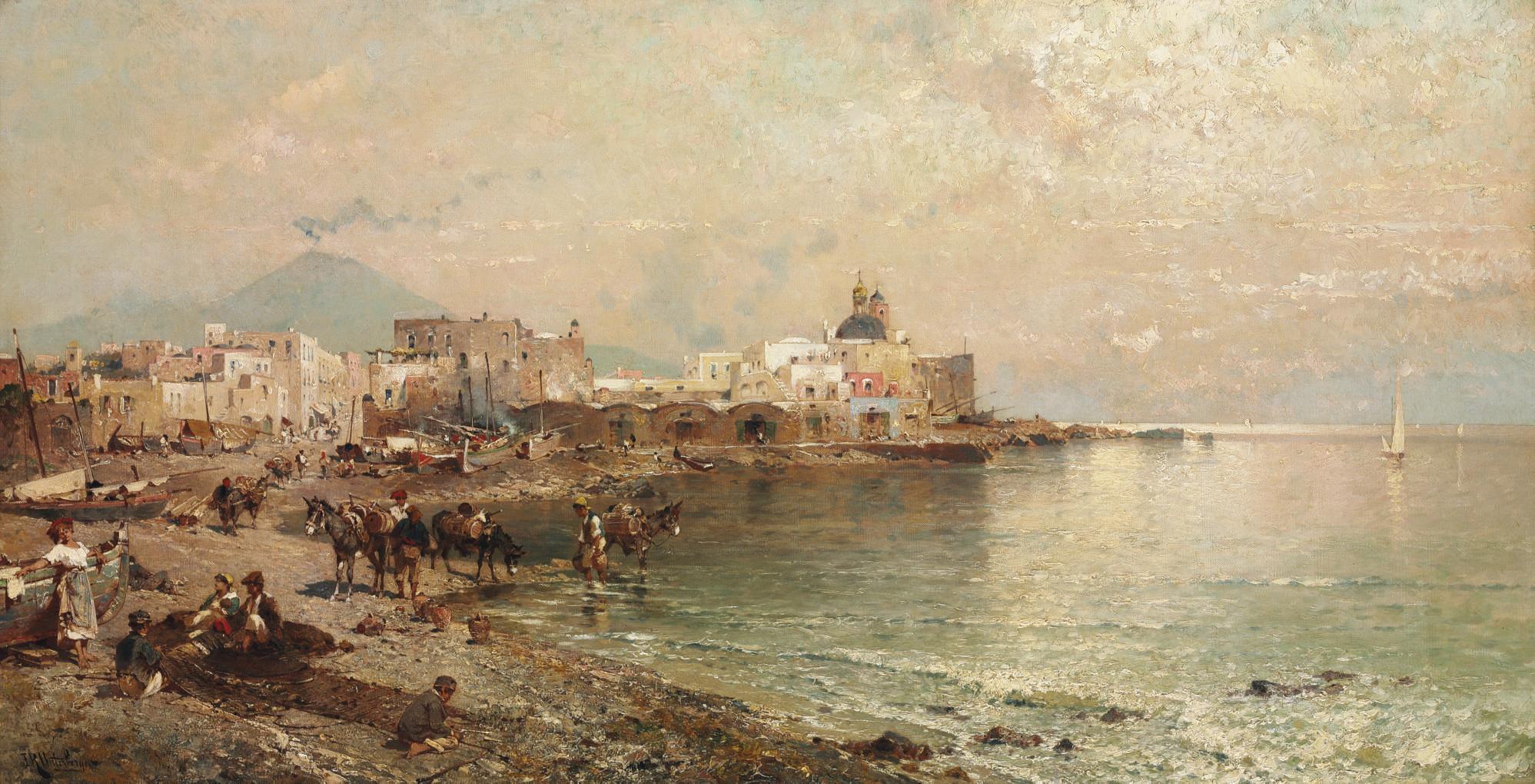 Torre del Greco, Bay of Naples