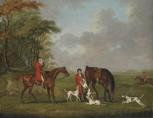 John Francis Sartorius (C.1775