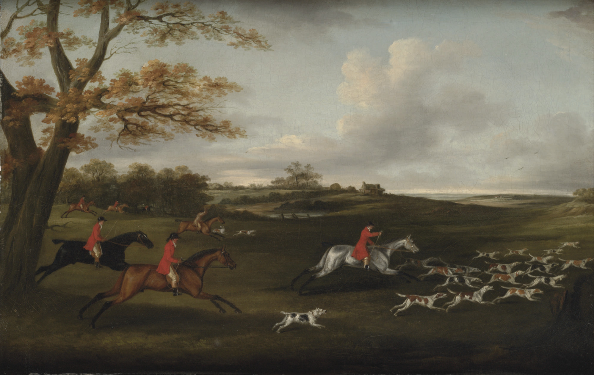 John Francis Sartorius (1734-1