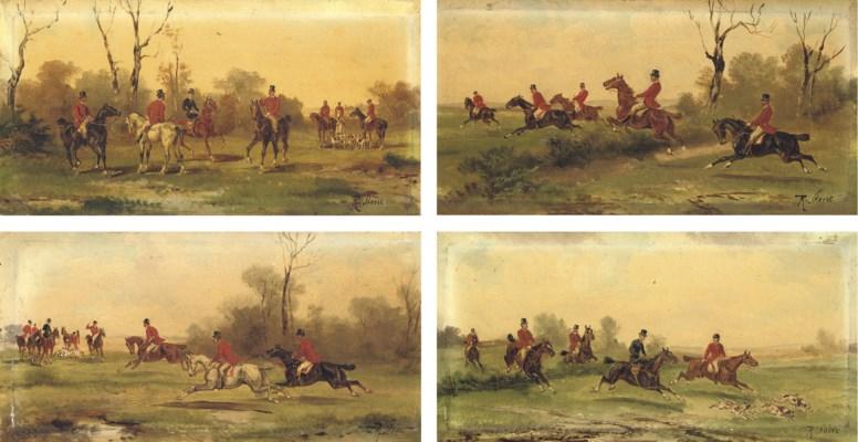 Robert Stone, 19th Century