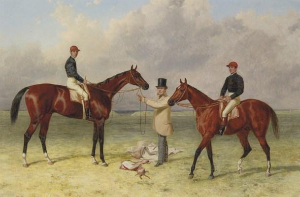 Harry Hall (1814-1882)