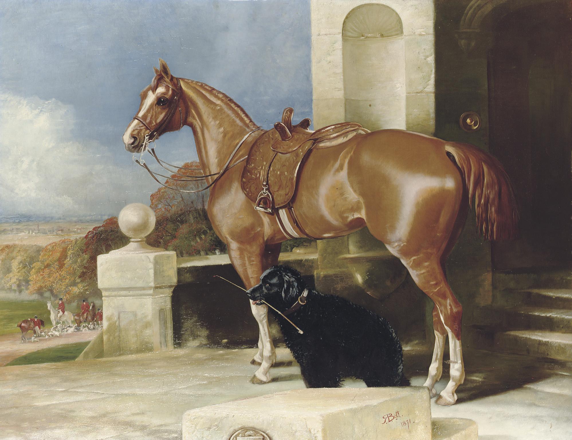 R.T. Bott (Fl.1847-1871)