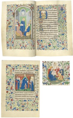 BOOK OF HOURS, use of Amiens,