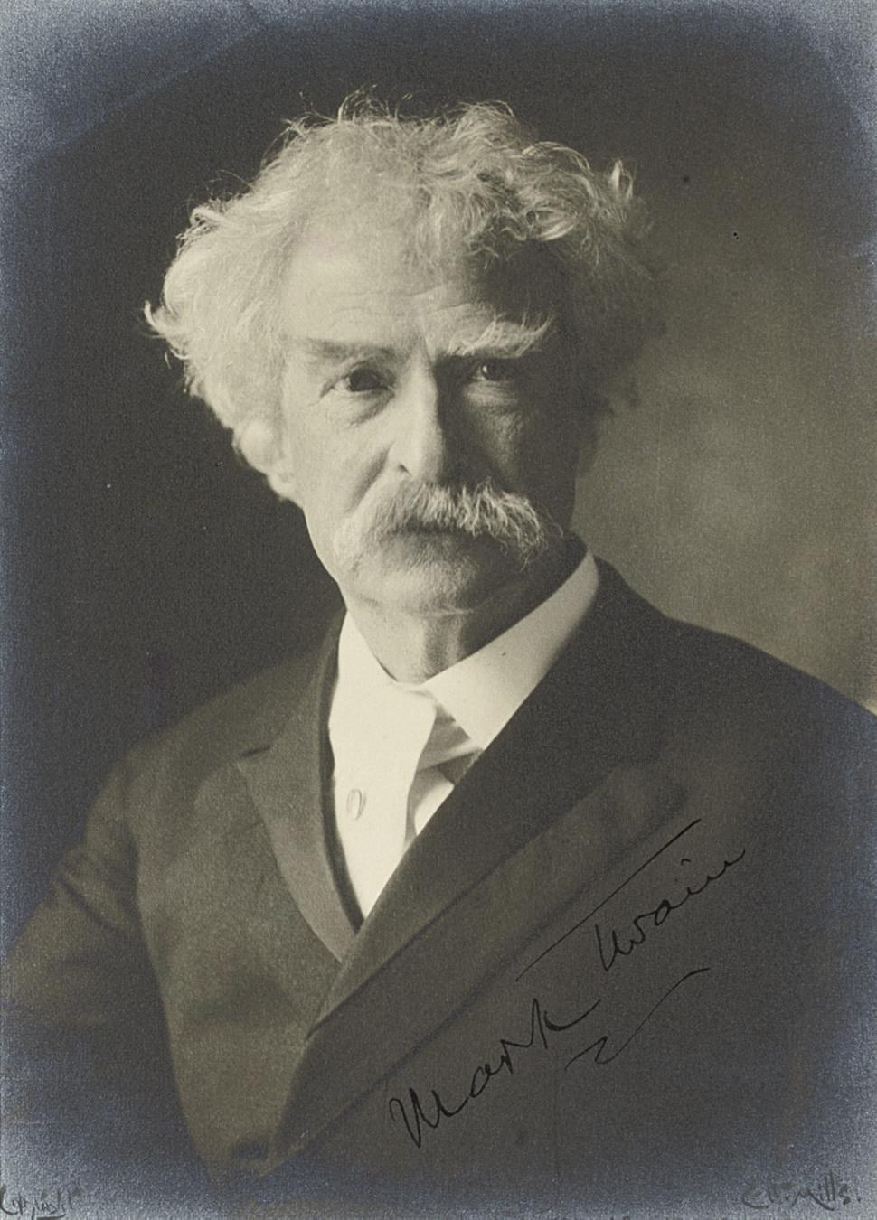 CLEMENS, Samuel L. (