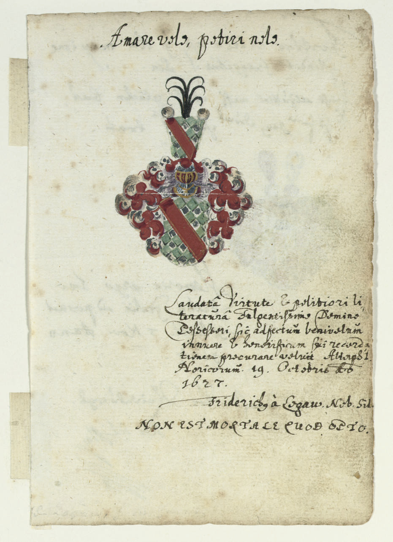 LOGAU, Friedrich, Freiherr von