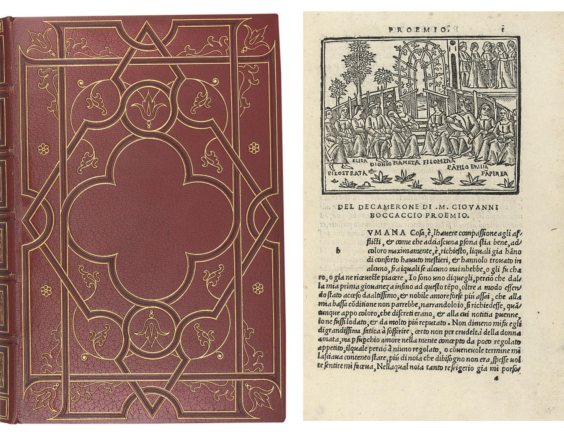 BOCCACCIO, Giovanni (1313-1373