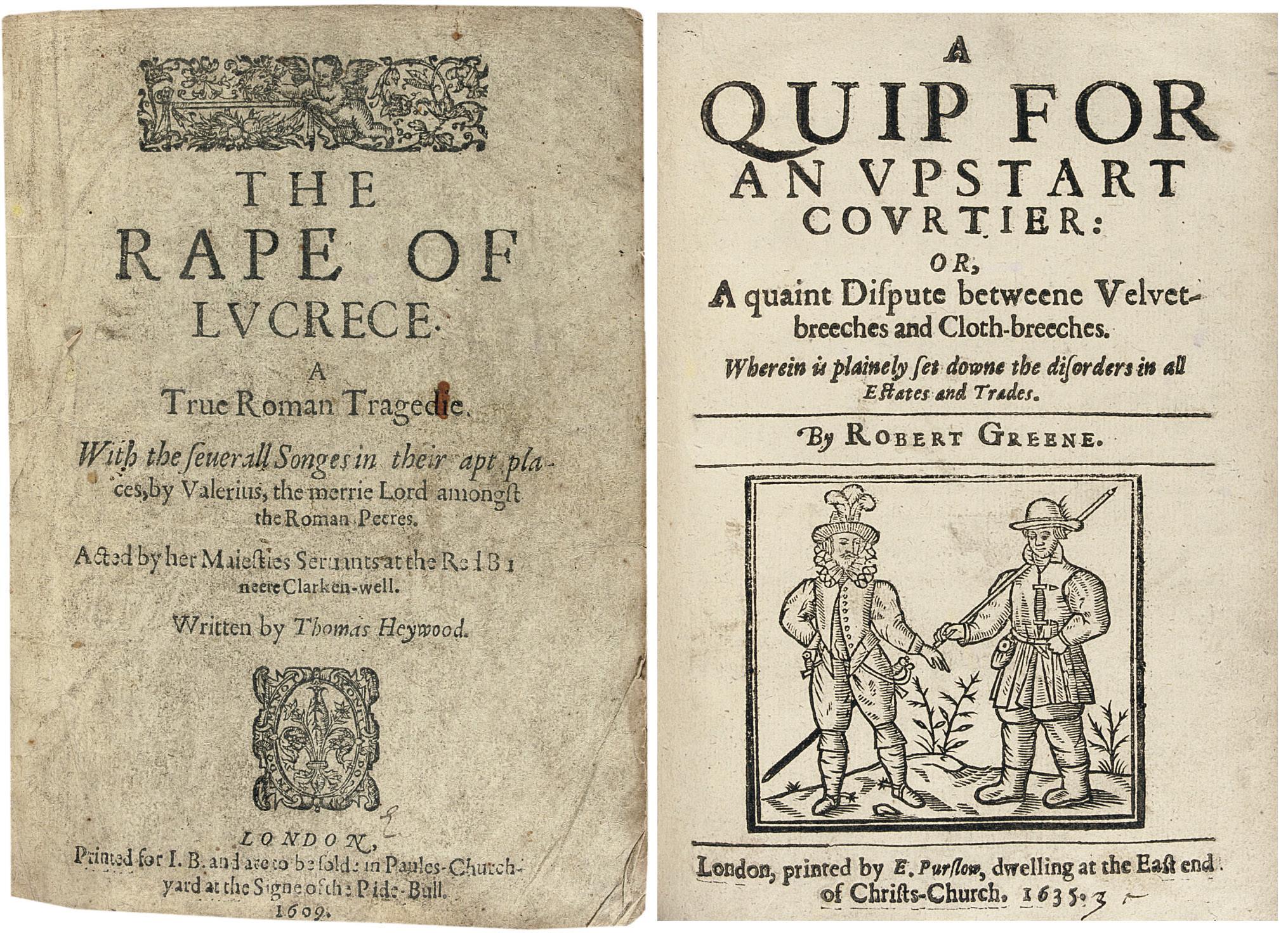 HEYWOOD, Thomas (c. 1573-1641)