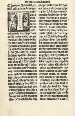 MIRK, John (fl. 1400). Liber f