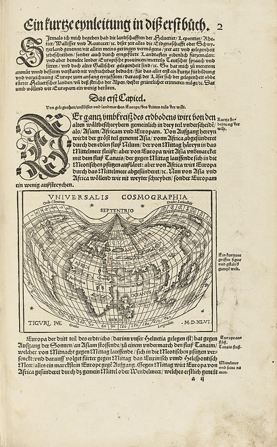 STUMPFF, Johannes (1500-1578).