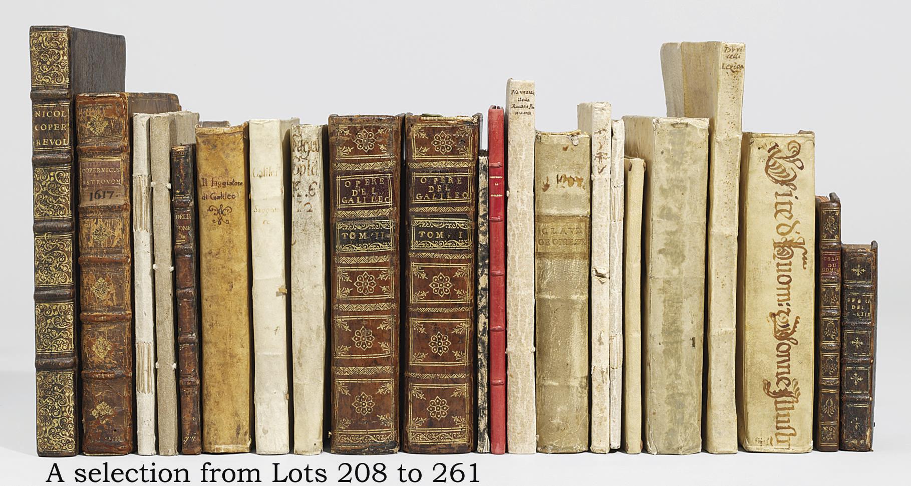 OPTICS. Manuscript on paper, '