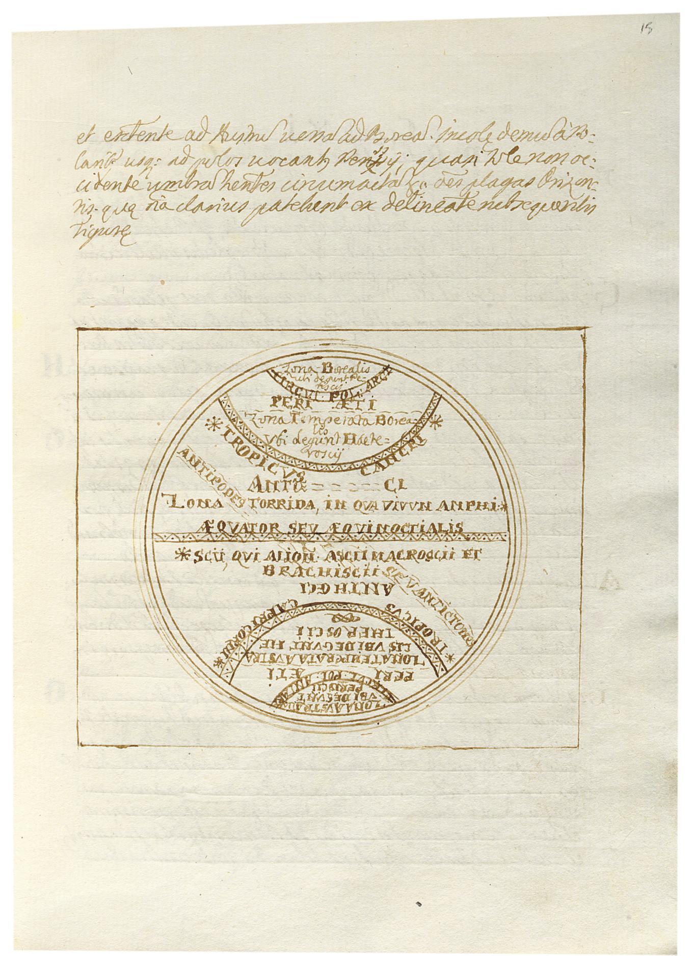 ANONYMOUS. Manuscript on paper