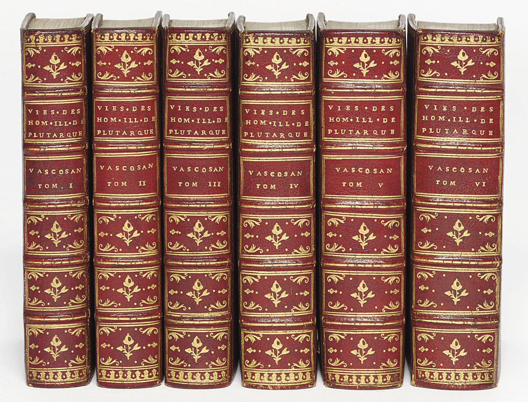 PLUTARCH (c. 46-c. 120). La vi