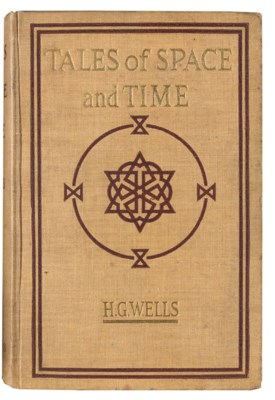 WELLS, H.G. Tales of Space and