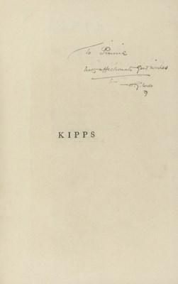 WELLS, H.G. Kipps, the Story o