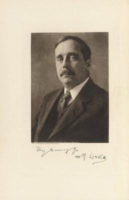 WELLS, H.G. The Works [Atlanti