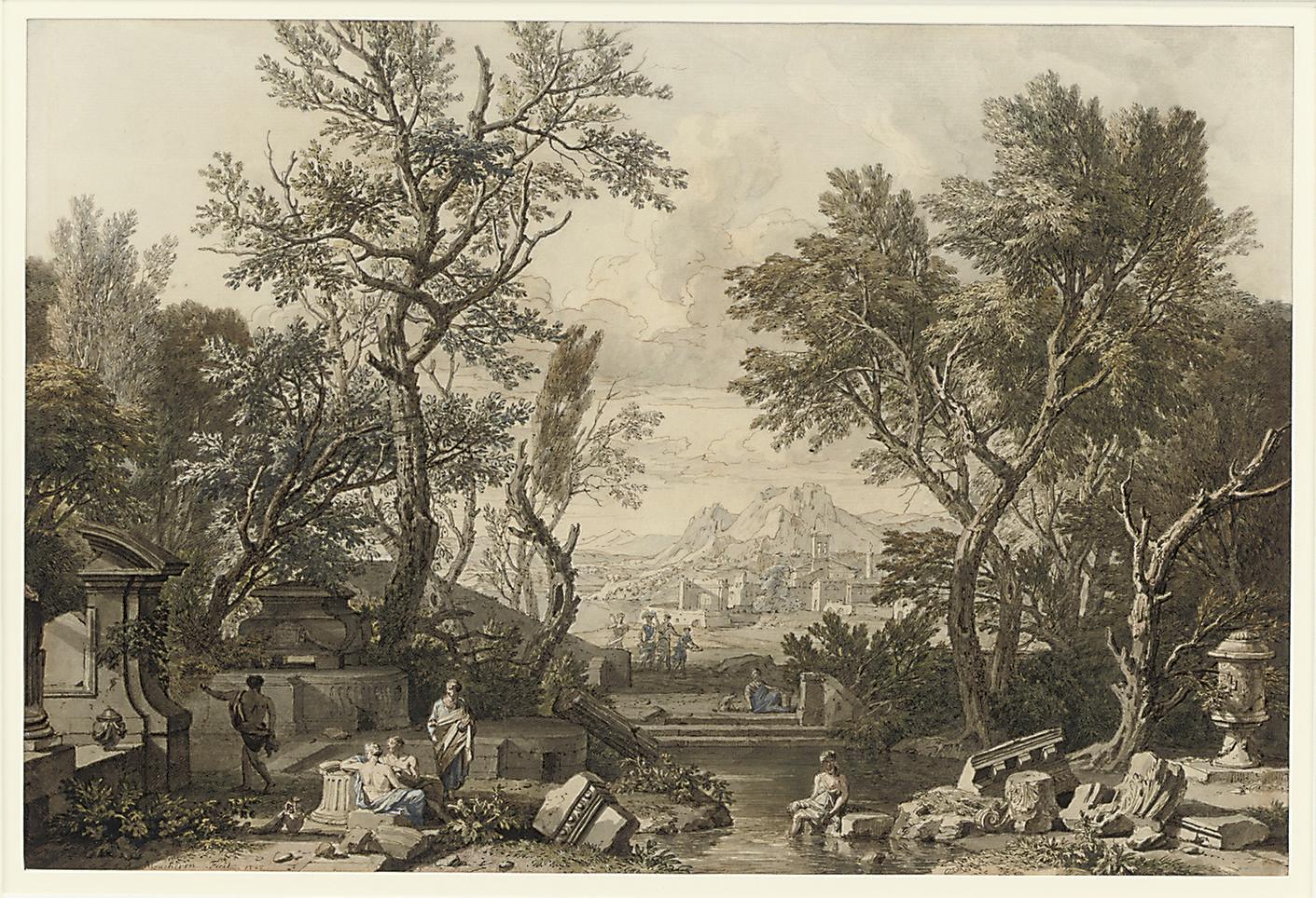 Isaac de Moucheron (Dutch, 166
