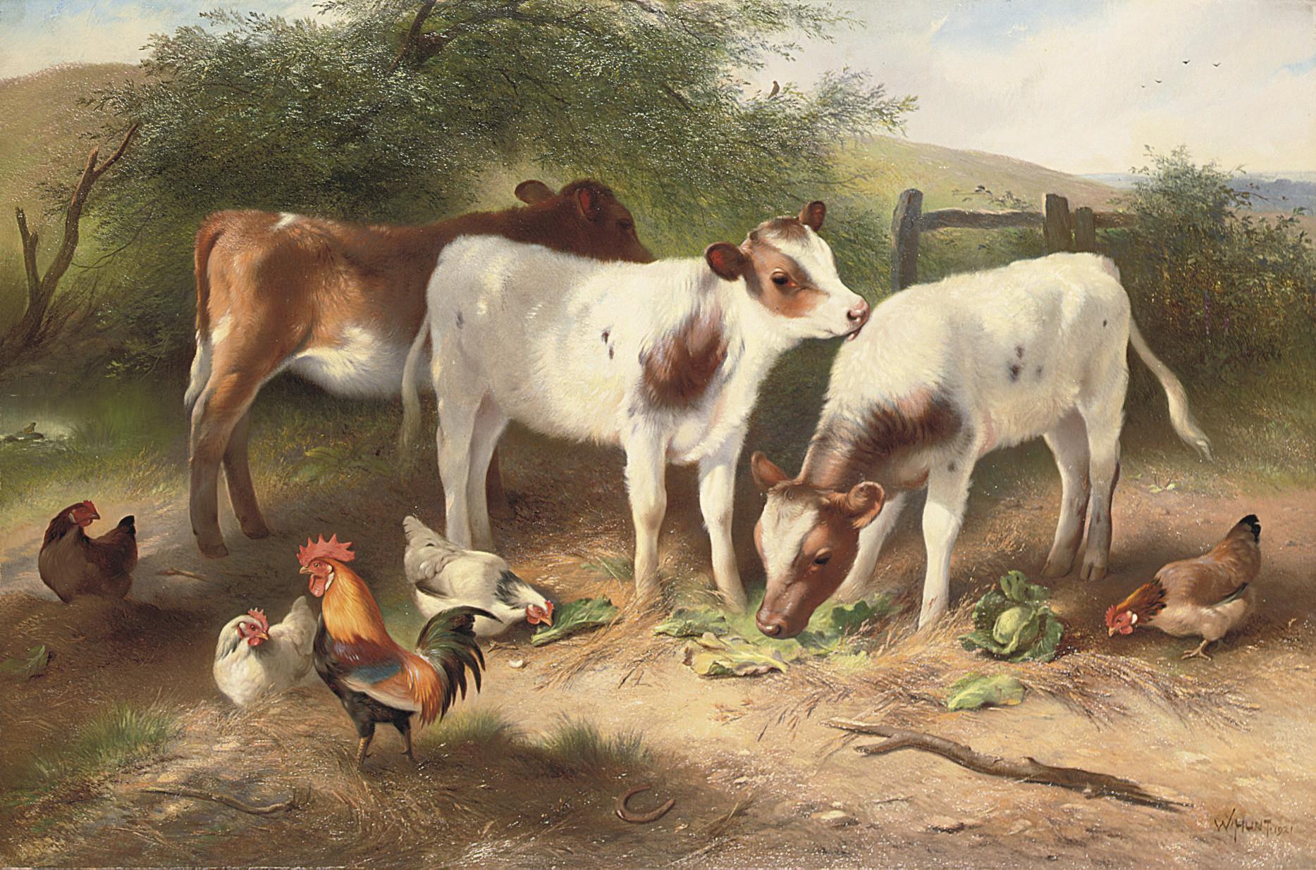 Walter Hunt (1860-1941)
