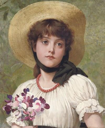 George Dunlop  Leslie, R.A. (1