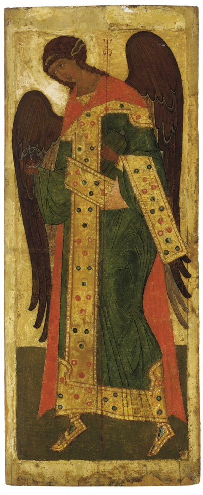 ARCHANGEL GABRIEL FROM THE DEI
