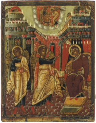THE NARRATIVE OF THE ANNUNCIAT