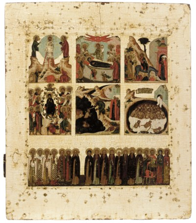 SELECTED FEASTS AND SAINTS OF