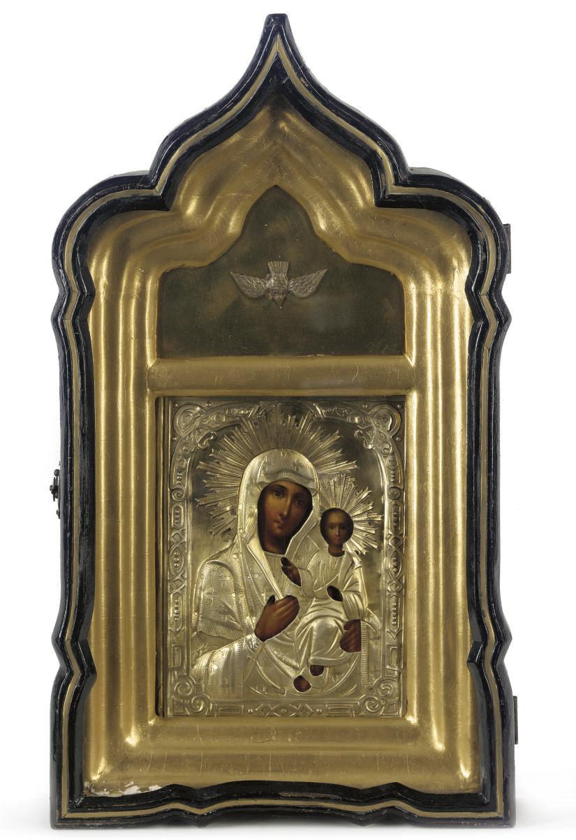 THE MOTHER OF GOD OF SMOLENSK