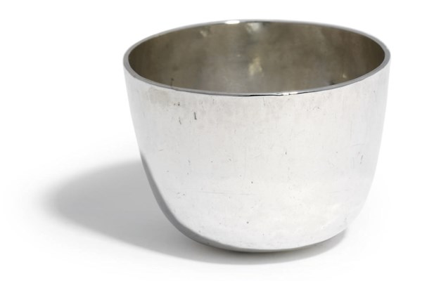 A GEORGE I SILVER TUMBLER-CUP