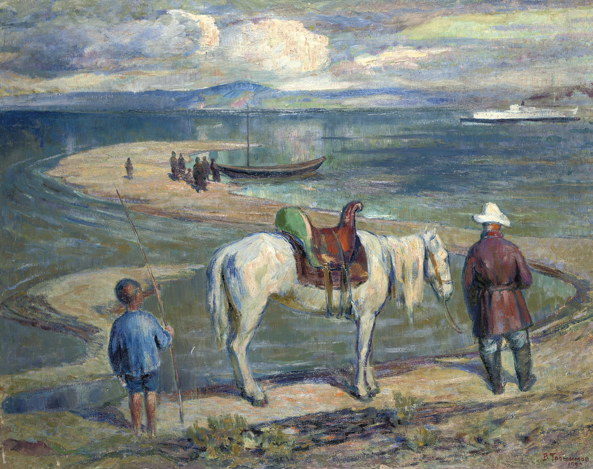 Vikentii Trofimov (1878-1956)