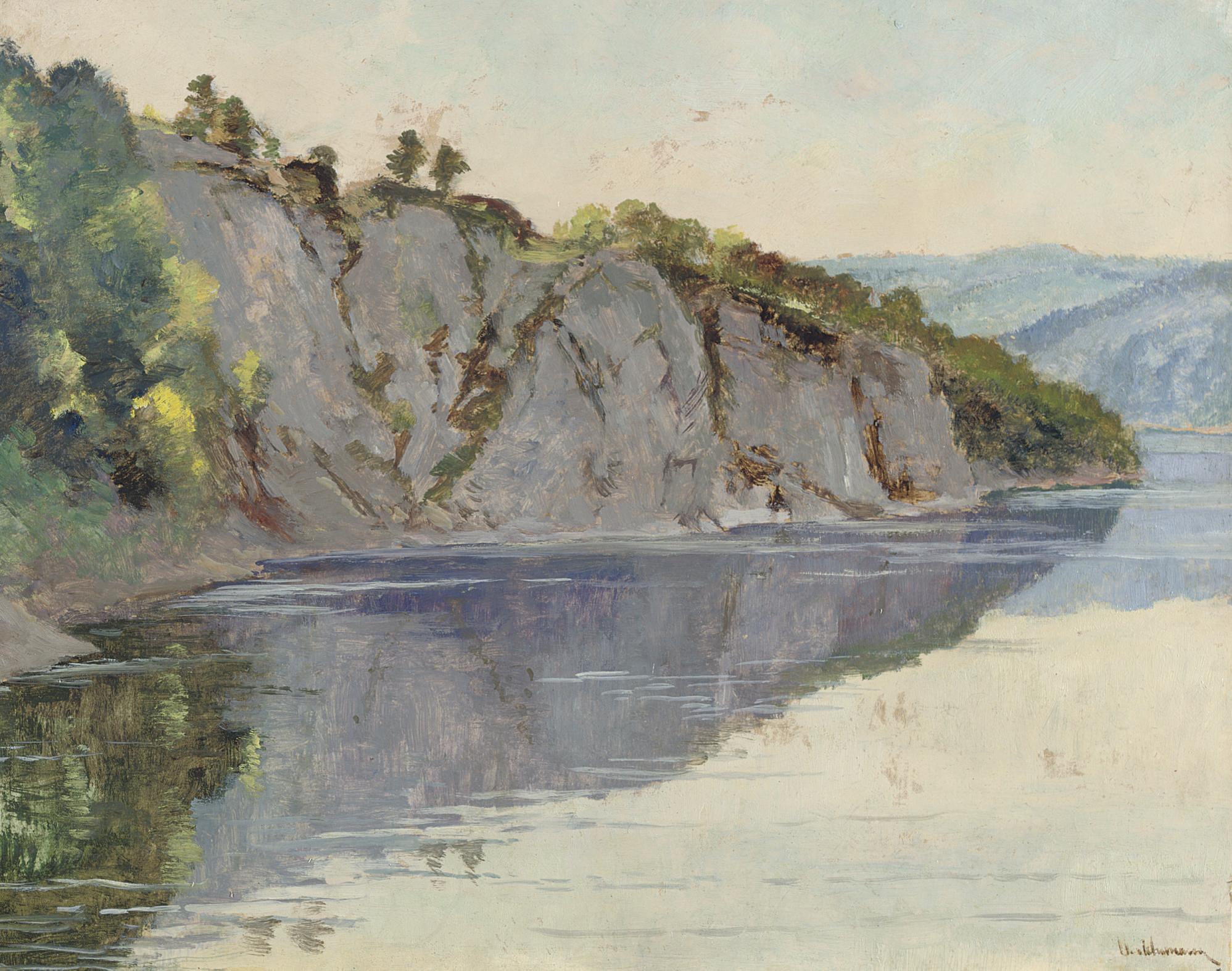 A Crimean landscape