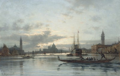 Aleksei Bogoliubov (1824-1896)