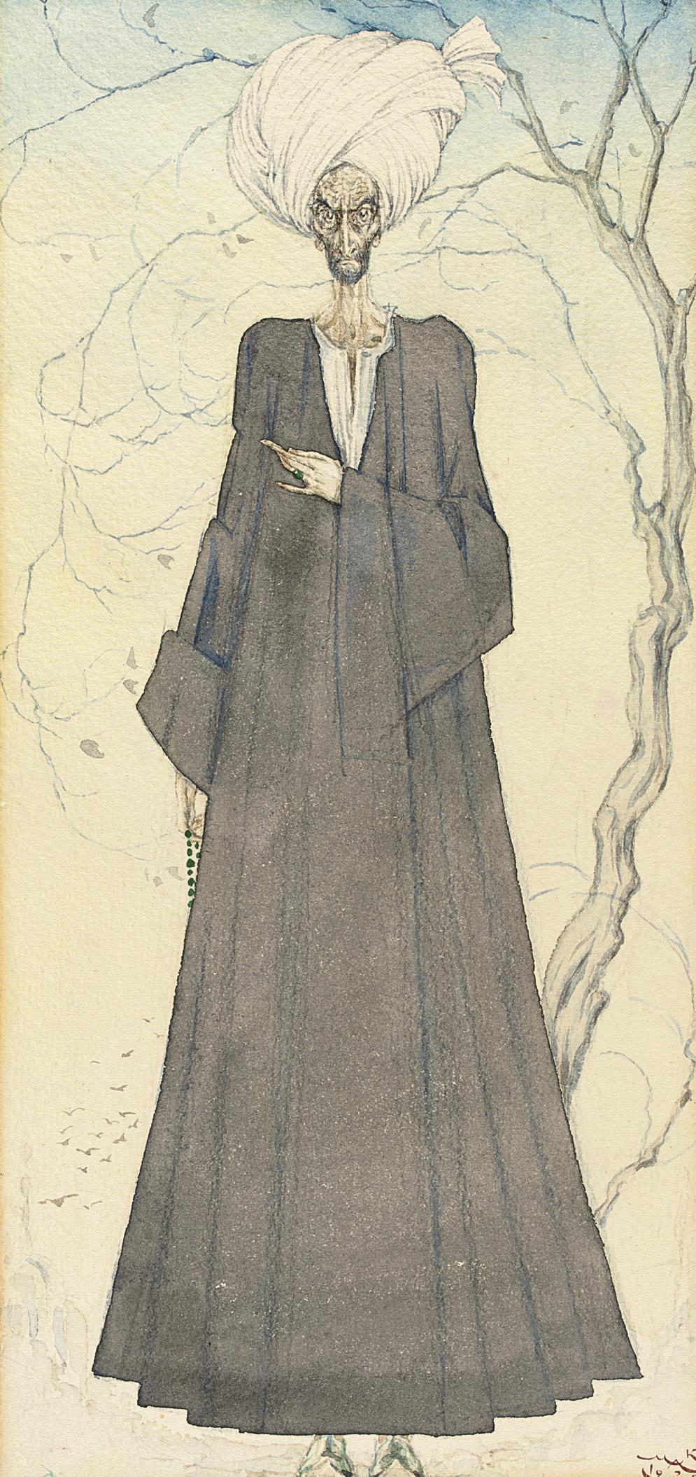 Paul Mak (1891-1967)