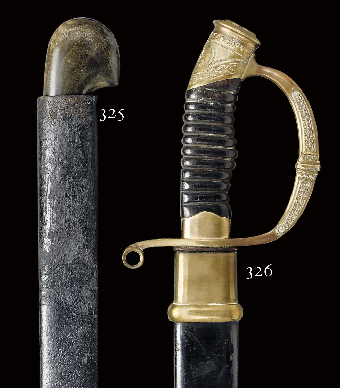 An Infantry Officer's shashka,