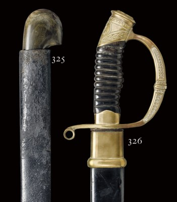 An Infantry Officer's shashka,