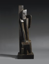 Sculpture (Seated Woman)