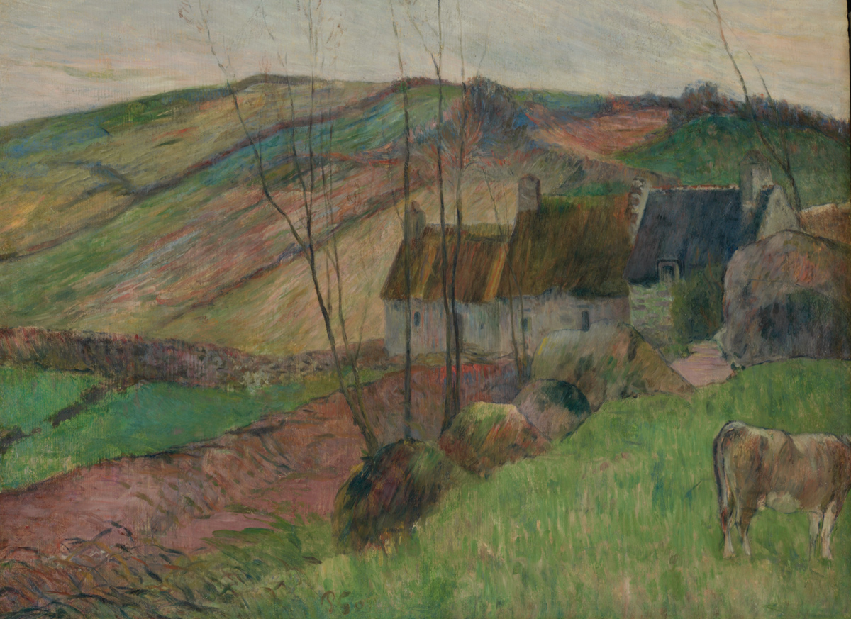 Paul Gauguin (1843-1903)