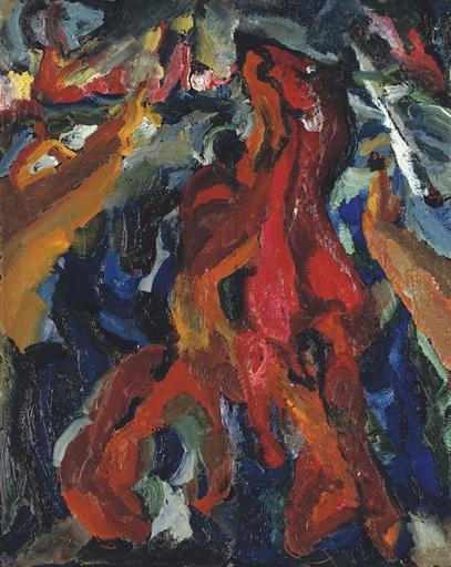 Carlo Mense (German, 1886-1965